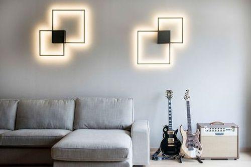 come illuminare gli interni