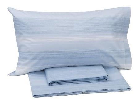 Set lenzuola matrimoniale cielo