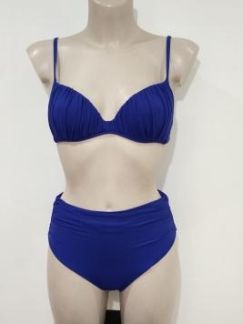 Bikini bluette con coppe