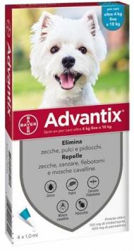 Advantix 4-10Kg