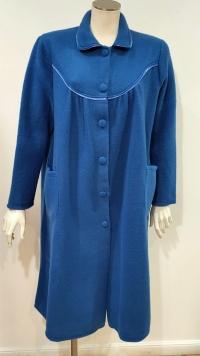 Vestaglia invernale corta 19177 bluette